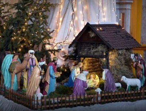 Deveti dan božične devetdnevnice po domovih: Rojen je Rešenik!